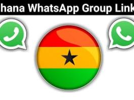 66+ Ghana WhatsApp Group links list 2020