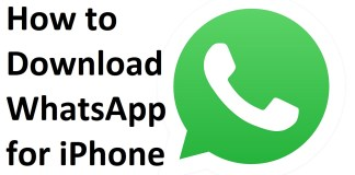 How to download WhatsApp for iPhone