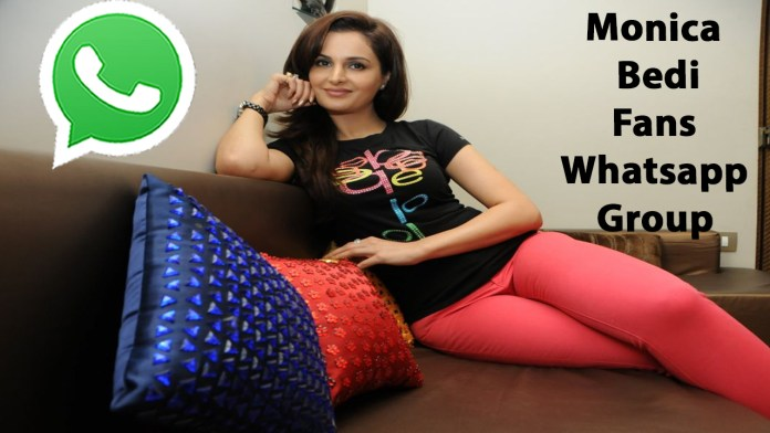 Monica Bedi Fans Whatsapp Group Link