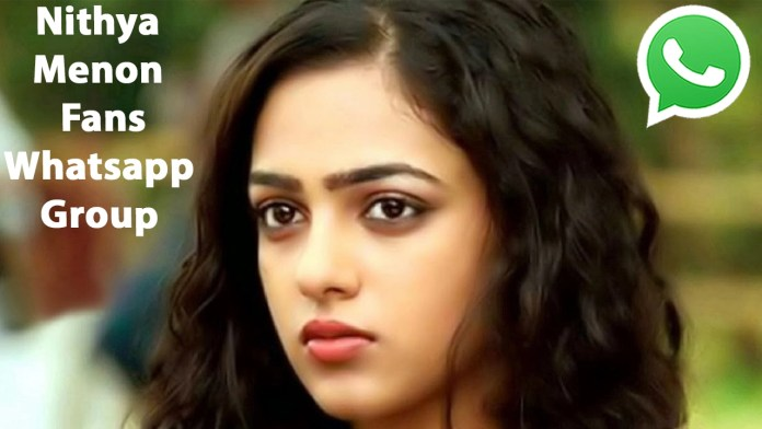 Nithya Menon Fans Whatsapp Group Link