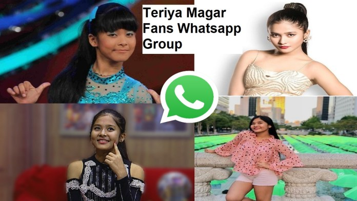 Teriya Magar Fans Whatsapp Group Link