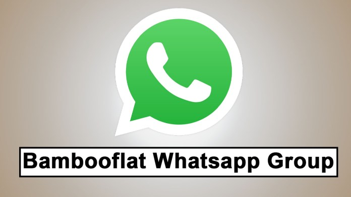 Bambooflat Whatsapp Group Link