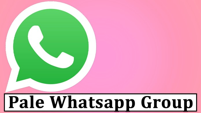 Join Pale Whatsapp Group Link