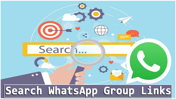 Search WhatsApp Group Links