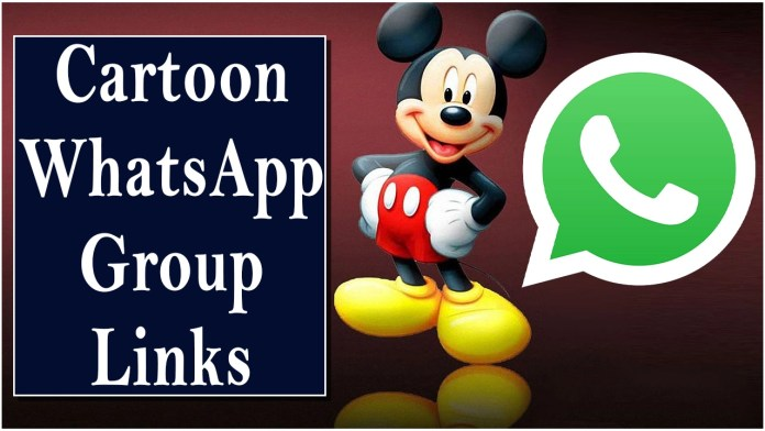 Cartoon WhatsApp Group Links
