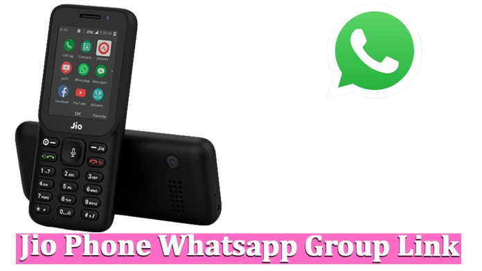 Jio Phone Whatsapp Group Link
