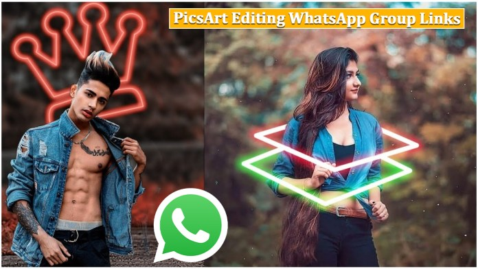 PicsArt Editing WhatsApp Group Links