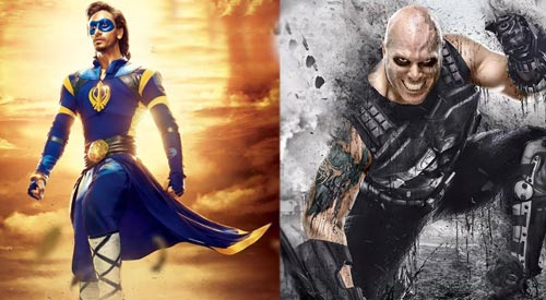 Tiger Shroff To Fight With WWE Wrestler Nathan Jones