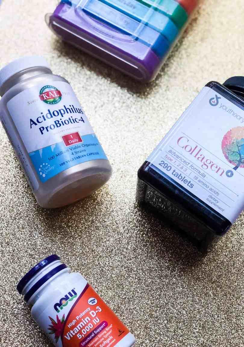 5 Supplements That Changed My Hair & Skin #saveeandsavory #supplements #healthtips #glowingskin #collagen