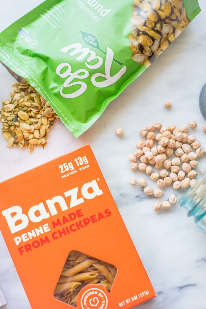What You Need To Know About Going Grain Free #whatsavvysaid #grainfreediet #healthyliving #wellness #sproutedalmonds #livingintentions #goraw #sproutedpumpkinseeds #chickpeas #drychickpeas #glutenfreepasta #banza #againstallgrain