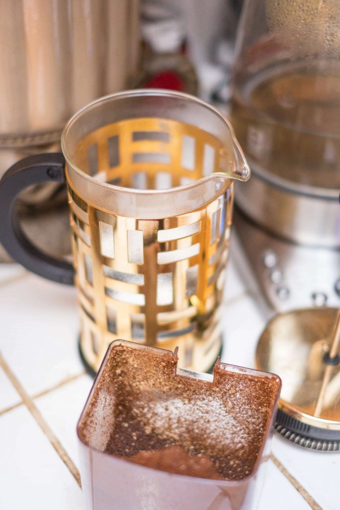 How To Make Your Best Cup Of Coffee At Home #whatsavvysaid #howtomake #coffee #frenchpress #frenchpresscoffee #coffeegrounds #hotcoffee