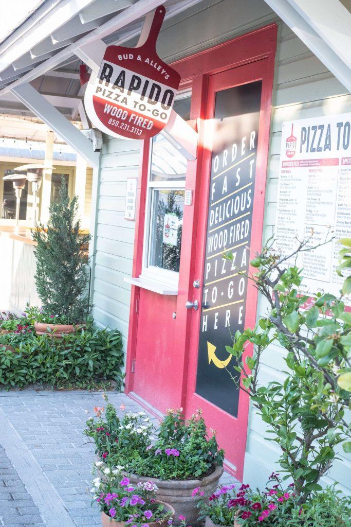 Gluten Free Options In Seaside Florida #whatsavvysaid #seasideflorida #glutenfree #seaside #budandalleys