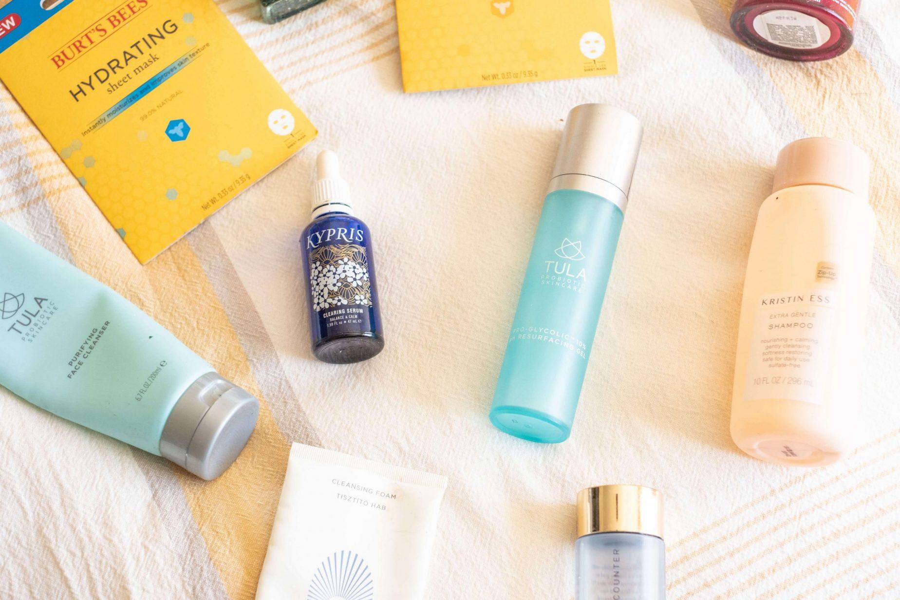 Products I Won't Repurchase #whatsavvysaid #cleanbeauty #burtsbees #sundayriley #tula #beautycounter