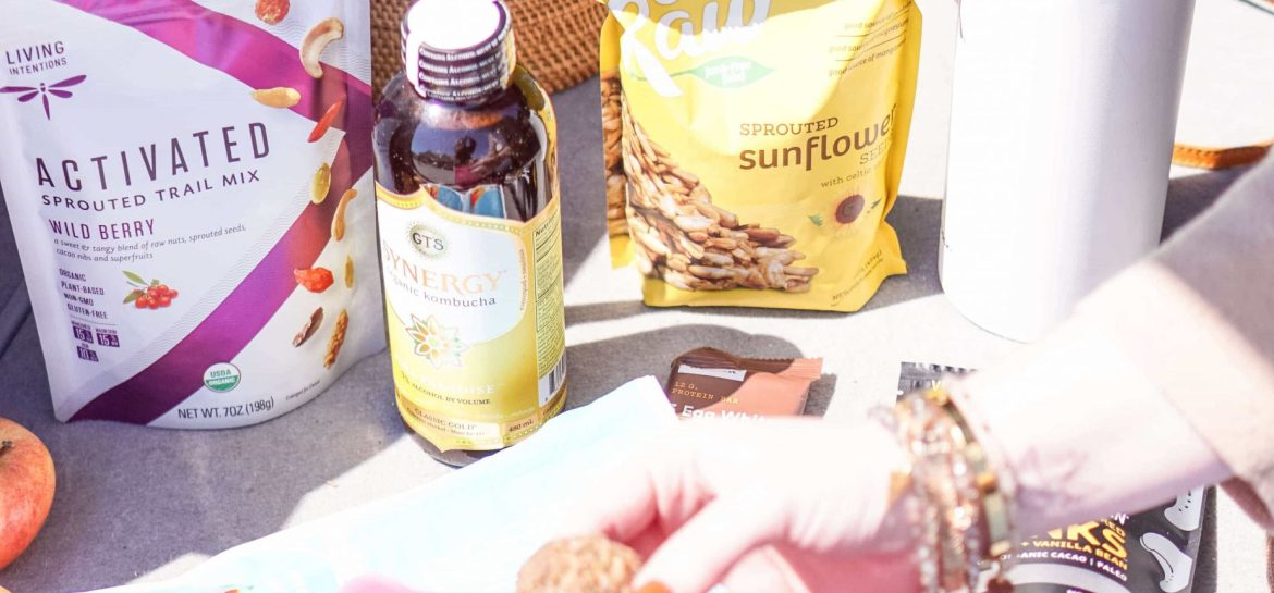 Snacks On The Go- My Top Picks For Staying Healthy #whatsavvysaid #healthysnacks #girlonthego #mysnacks #gts #hukitchen #proteinball #livingintentions #vegansnacks