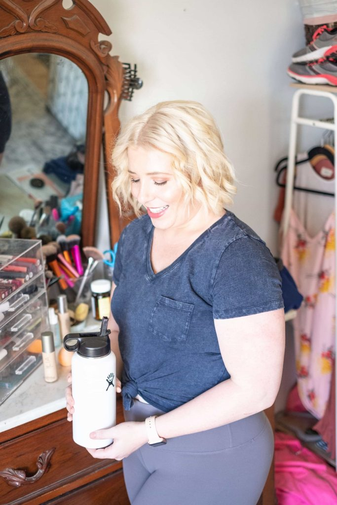 7 Things That Actually Helped My Hormonal Acne #whatsavvysaid #hormonalacne #acneproneskin #supplements #iron #gardenoflife #clearskin #hydroflask #glowingskin