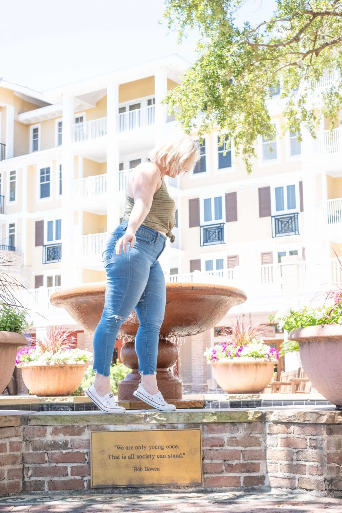 How My Body Has Changed Since I Started Lifting Weights #whatsavvysaid #fitgirls #workout #destinflorida #petitestyle #dirtydancing