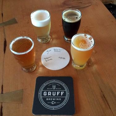 Gruff Beers