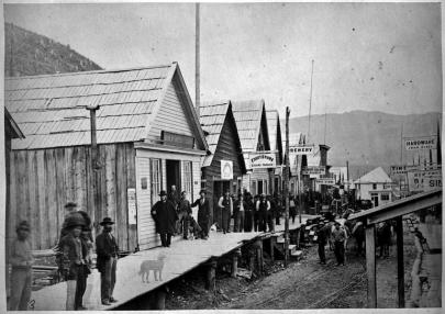 1870 Barkerville Image
