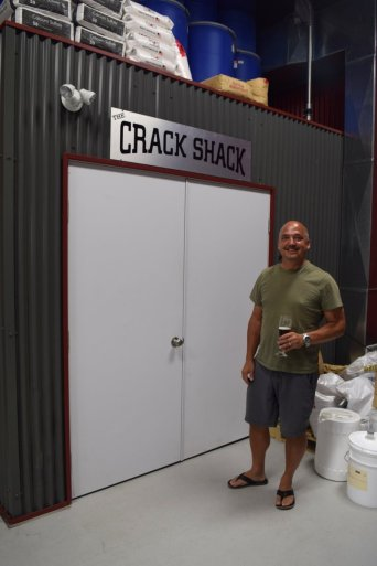 The best-named grain room in BC