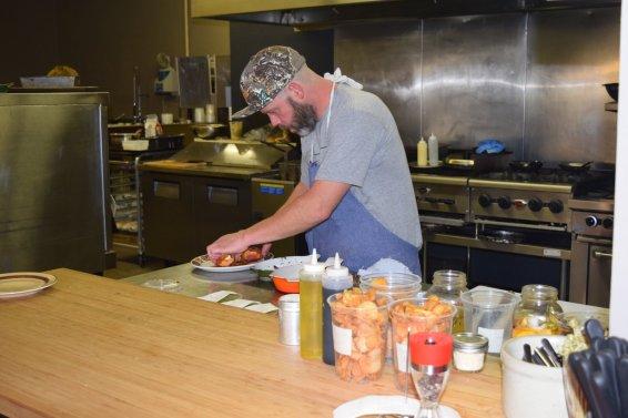 Chef James Holmes