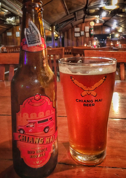 Chiang Mai Red Truck Ale