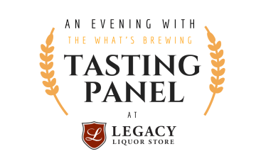 Long Table Beer Tasting Night: An Evening With the What's Brewing Tasting Panel @ Legacy Liquor Store | Vancouver | British Columbia | Canada