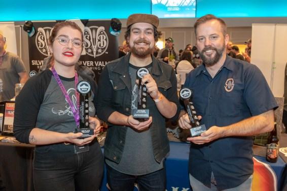 Sooke Oceanside Brewery: 3 awards!