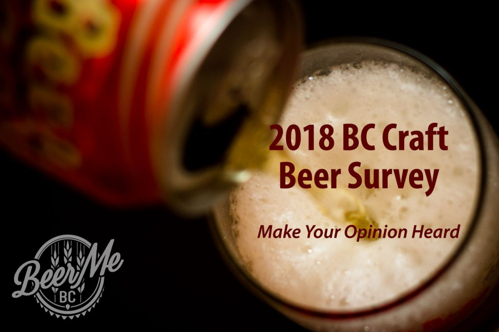 medium resolution of 6th annual beer me bc craft beer survey released