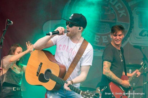Truck Stop Concert Series #3: August 11 2018
