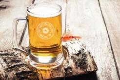 RusticReel Brewery Fishing Camping Mug Beer Lure 3