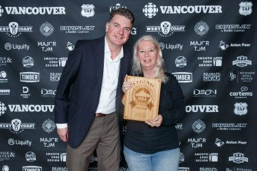 LEGEND Award Lundy Dale