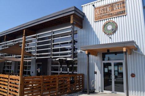 At Rustic Reel Brewing