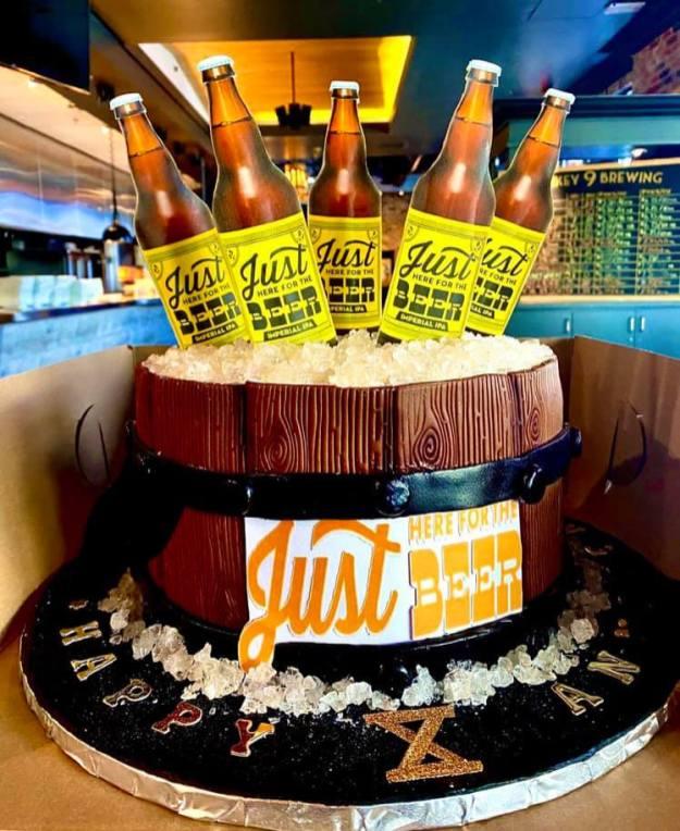 Awesome 10 yr cake!