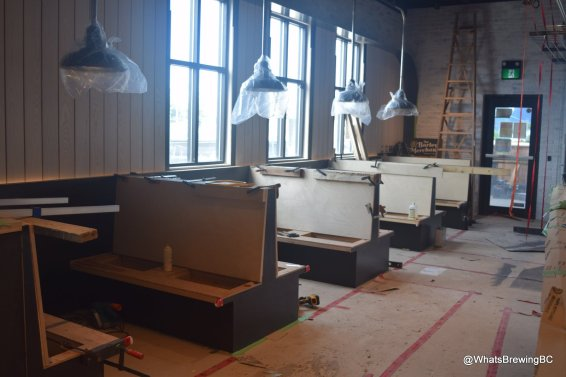 The Barley Merchant Under Construction June 2021