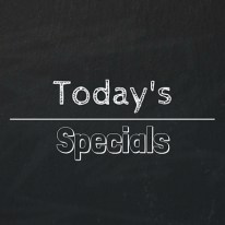 Daily Specials 8/5/2020