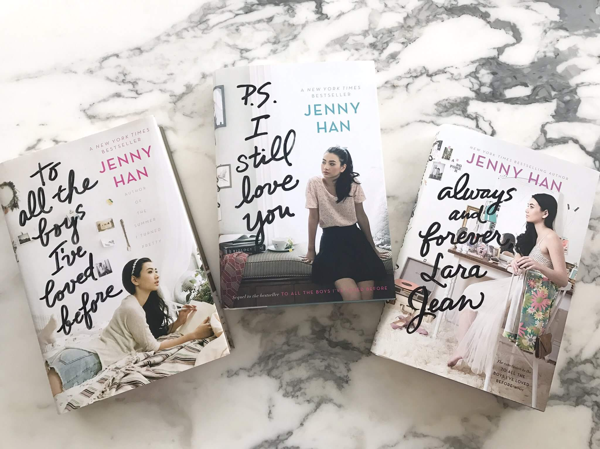 Image result for to all the boys i've loved before book series