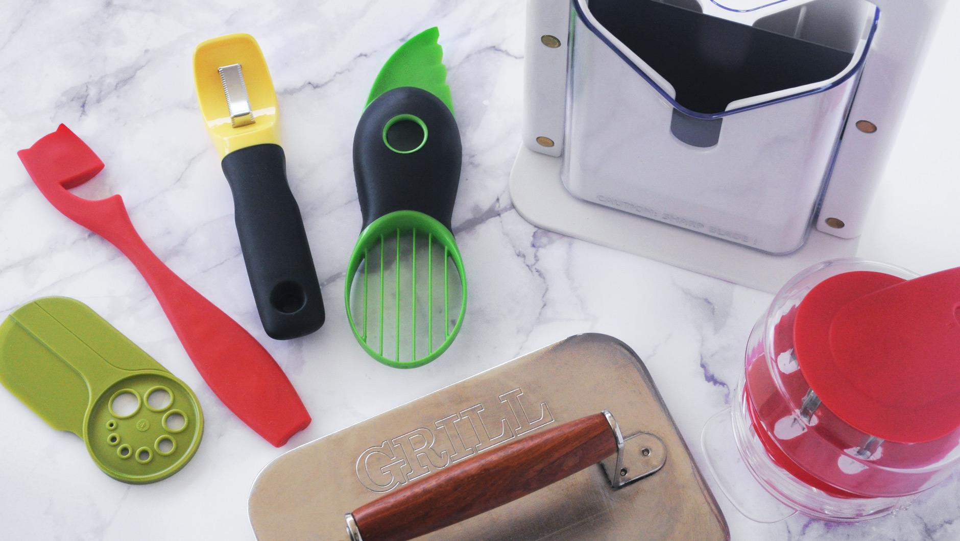 7 Unique Kitchen Gadgets  Whats for Dinner