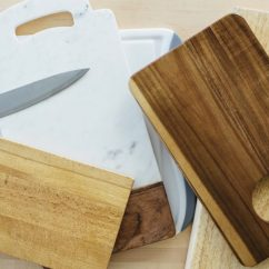 Kitchen Cutting Boards Hood Fire Suppression System Installation Your Go To Board Care Guide What S For Dinner Wood Marble Plastic The Do Dont