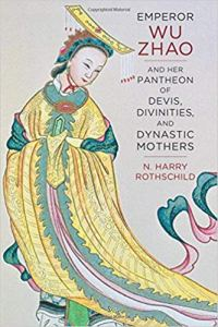 Cover of Emperor Wu Zhao and her pantheon