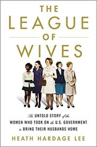Cover of League of Wives by Heath Hardage Lee