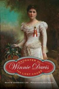 Cover of Winnie Davis by Heath Hardage Lee