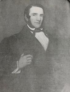 Henry Irwin, Mary Irwin's grandson