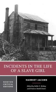 Cover of Incidents in the life of a slave girl by Harriet Jacobs