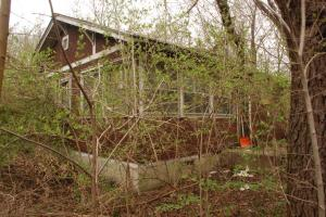 Florence Price's abandoned home