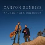 """Image of the cover of the album """"Canyon Sunrise"""" by Andy Reiner and Jon Sousa - Eilley Bowers episode"""