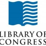 """Library of Congress logo - music for """"Eve"""" Colonial Williamsburg"""