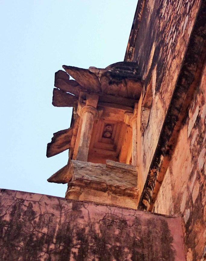 Amber fort - needs a roofer