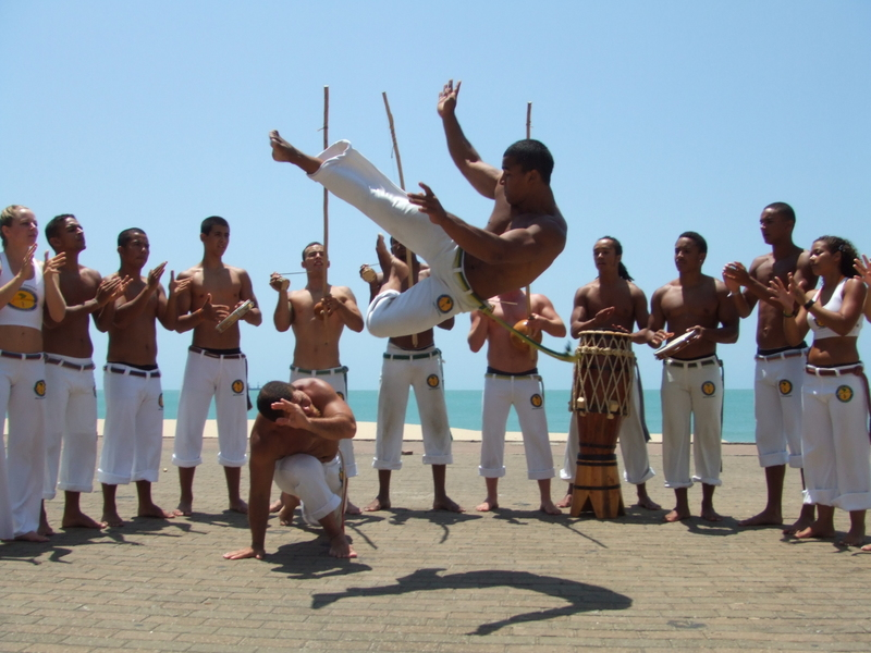 Moving to Brazil to practice Capoeira & spend time in favela life