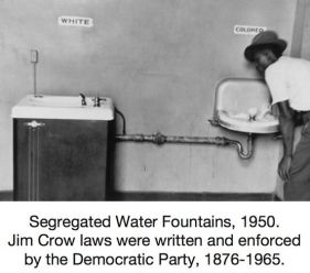 Segregated water in Africa