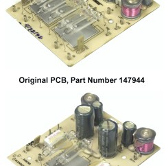 Wiring Diagram Automotive Ceiling Fan Capacitor Bose-acoustimass-5-series-ii-replacement-pcb - What's Inside